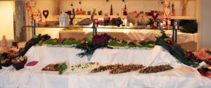 Julebord på Sørmarka