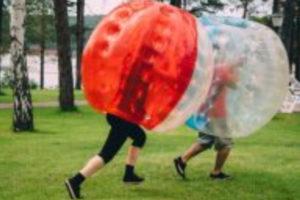Boblefotball passer for de aller fleste