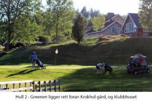 Krokhol Golfklubb