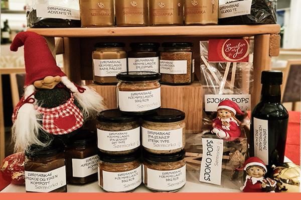 Julegaveidé – kortreiste matvarer laget av topp råvarer🎁